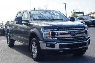 Used 2018 Ford F-150 F150 XLT XTR CREW for sale in St-Hubert, QC