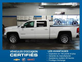 Used 2014 GMC Sierra 1500 4WD Crew Cab SLE for sale in Amos, QC