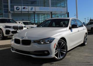 Used 2016 BMW 320 xDrive Sedan (8E57) for sale in Langley, BC
