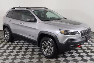 New 2021 Jeep Cherokee Trailhawk for sale in Huntsville, ON