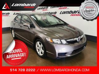 Used 2010 Honda Civic SPORT|AUTOMATIQUE|TOIT| for sale in Montréal, QC