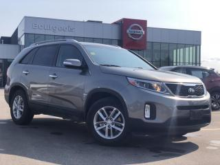 Used 2015 Kia Sorento LX HEATED SEATS, BLUETOOTH for sale in Midland, ON