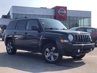 Used 2015 Jeep Patriot Sport/North LEATHER, HEATED SEATS for sale in Midland, ON