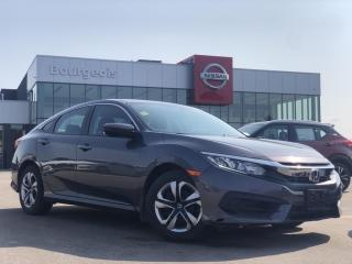 Used 2017 Honda Civic LX for sale in Midland, ON