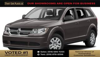 Used 2017 Dodge Journey CVP/SE for sale in London, ON