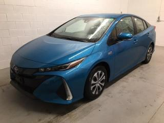 New 2021 Toyota Prius Prime Upgrade UPGRADE PACKAGE+$2500 GOVT REBATE!! for sale in Cobourg, ON