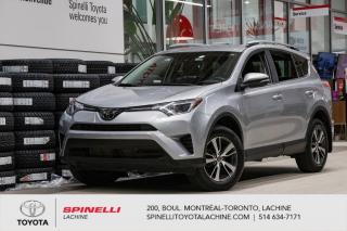 Used 2018 Toyota RAV4 LE AWD for sale in Lachine, QC