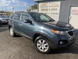 Used 2011 Kia Sorento ***LX,AWD,AUTOMATIQUE,MAGS,A/C*** for sale in Longueuil, QC
