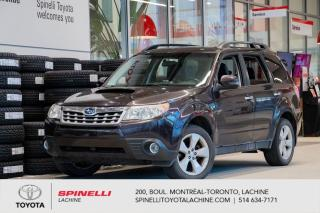 Used 2013 Subaru Forester 2.5 XT LIMITED for sale in Lachine, QC