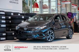 Used 2018 Toyota Corolla iM AUCUN ACCIDENT! for sale in Lachine, QC
