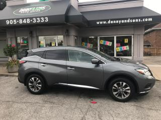 Used 2015 Nissan Murano SV for sale in Mississauga, ON