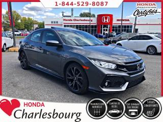 Used 2018 Honda Civic SPORT **HAYON**13 350 KM** for sale in Charlesbourg, QC