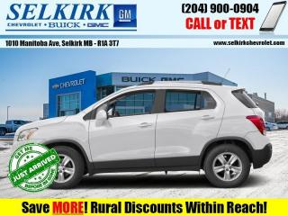 Used 2016 Chevrolet Trax LT  - Sunroof for sale in Selkirk, MB