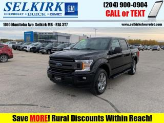 Used 2019 Ford F-150 XLT  -  Android Auto for sale in Selkirk, MB