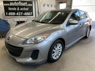 Used 2012 Mazda MAZDA3 4dr HB Sport Auto GS-SKY for sale in St-Raymond, QC