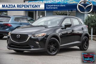 Used 2017 Mazda CX-3 GX FWD DÉM.DIST. CRUISE BLUETOOTH 53.43$ for sale in Repentigny, QC