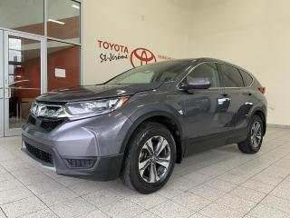Used 2017 Honda CR-V * AWD * LX * CAMÉRA * SIÈGES CHAUFFANT for sale in Mirabel, QC