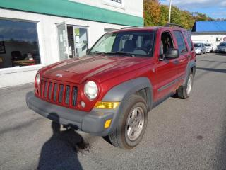 Used 2007 Jeep Liberty 4 RM, 4 portes, Sport for sale in St-Jérôme, QC