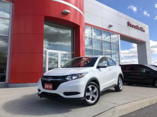 Used 2016 Honda HR-V LX for sale in Whitchurch-Stouffville, ON