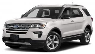 New 2019 Ford Explorer Platinum for sale in Tilbury, ON