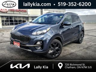Used 2021 Kia Sportage EX S for sale in Chatham, ON