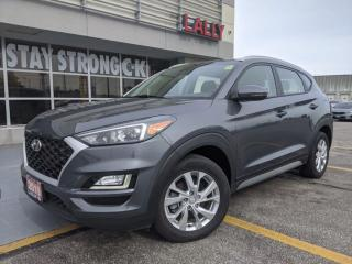 Used 2019 Hyundai Tucson Preferred #AWD #Blind-spot Det #Lane Keep asst # Htd Seats for sale in Chatham, ON