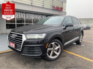 Used 2018 Audi Q7 3.0T Progressiv PROGRESSIV S #NAV #AWD #ROOF #VIRTUAL COCKPIT for sale in Chatham, ON