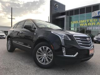 Used 2018 Cadillac XT5 Luxury AWD With Navigation for sale in Chatham, ON