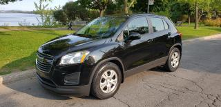 Used 2016 Chevrolet Trax LS for sale in Roxboro, QC