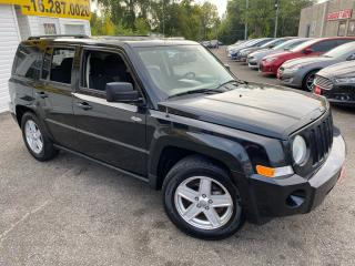 Used 2010 Jeep Patriot NORTH ED/ 4WD/ NAVI/ AUTO/ PWR GROUP/ TINTED ++ for sale in Scarborough, ON