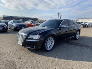Used 2013 Chrysler 300 4dr Sdn 300C RWD *HEMI* *Full Load* *Heated Cuphol for sale in Brandon, MB