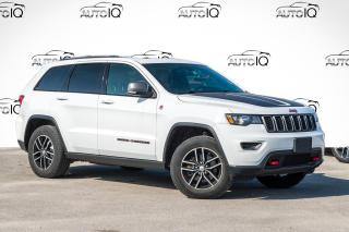 Used 2017 Jeep Grand Cherokee Trailhawk for sale in Barrie, ON