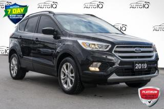Used 2019 Ford Escape SEL AWD LEATHER INTERIOR for sale in Innisfil, ON