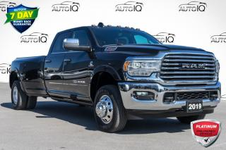 Used 2019 RAM 3500 Laramie Longhorn DUAL REAR WHEELS for sale in Innisfil, ON