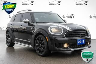 Used 2017 MINI Cooper Countryman Cooper AWD LEATHER INTERIOR for sale in Innisfil, ON