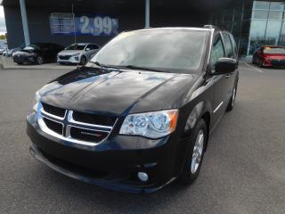 Used 2015 Dodge Grand Caravan 4dr Wgn Crew,A/C,MAGS,STOW'N GO +++ for sale in Mirabel, QC