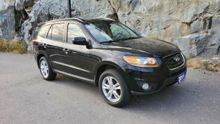 Used 2011 Hyundai Santa Fe All-wheel Drive! Remote Start! Spotless! for sale in Sudbury, ON