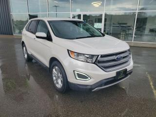 Used 2018 Ford Edge SEL 1 OWNER, Remote Start, Heated Seats & Wheel for sale in Ingersoll, ON