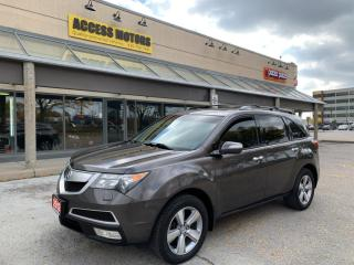 Used 2012 Acura MDX AWD 4dr Tech Pkg for sale in North York, ON