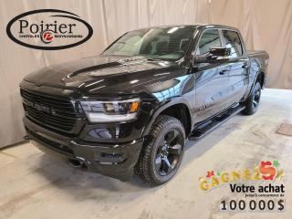 Used 2020 RAM 1500 Laramie Off-Road Package for sale in Rouyn-Noranda, QC