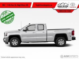Used 2017 GMC Sierra 1500 SLE  -  Bluetooth - Low Mileage for sale in High River, AB
