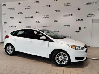 Used 2015 Ford Focus SE MANUELLE ** UNE AUBAINE ** for sale in St-Eustache, QC