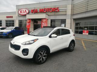 Used 2017 Kia Sportage AWD  SX Turbo-Canyon Beige GPS**TOIT PANORAMIQUE for sale in Mcmasterville, QC