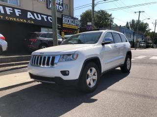 Used 2011 Jeep Grand Cherokee 4WD 4Dr Limited for sale in Scarborough, ON