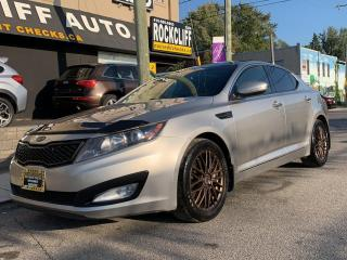 Used 2013 Kia Optima 4dr Sdn Auto EX for sale in Scarborough, ON