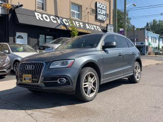 Used 2014 Audi Q5 quattro 4dr 2.0L Progressiv for sale in Scarborough, ON
