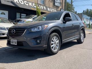 Used 2016 Mazda CX-5 AWD 4dr Auto GS for sale in Scarborough, ON