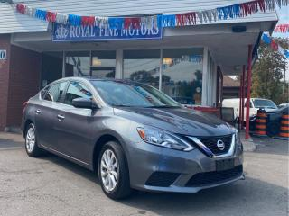 Used 2017 Nissan Sentra SVPremium for sale in Toronto, ON