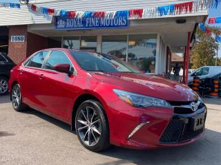 Used 2015 Toyota Camry 4dr Sdn V6 Auto XSE for sale in Toronto, ON