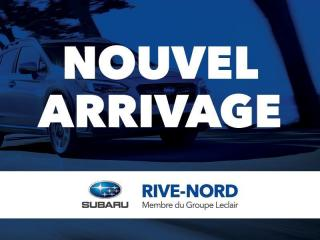 Used 2011 Subaru Impreza WRX WRX Limited CUIR+TOIT.OUVRANT+SIEGES.CHAUFFANTS for sale in Boisbriand, QC